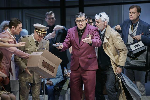 L'Elisir Den Jyske Opera © Kåre Viemose