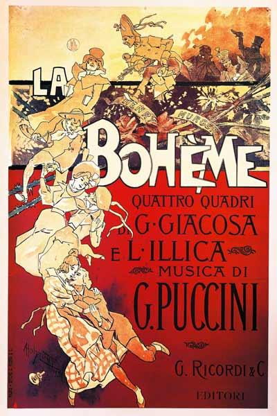la-boheme poster