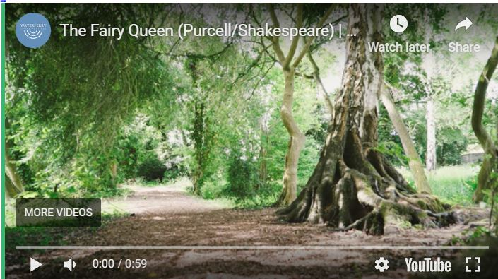Waterperry Fairy Queen