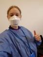Bethany Horak-Hallett mezz-soprano & hospital porter