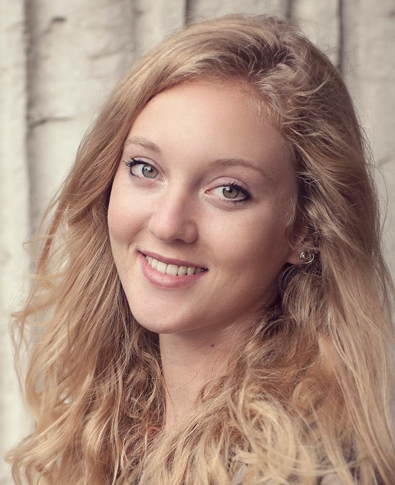 Bethany Horak-Hallett mezzo soprano
